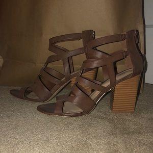 Women's JustFab Chunky Heels
